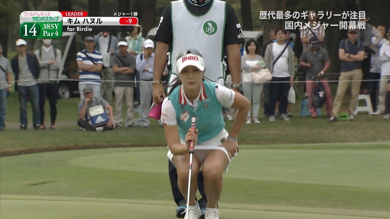 女子ゴルフ41
