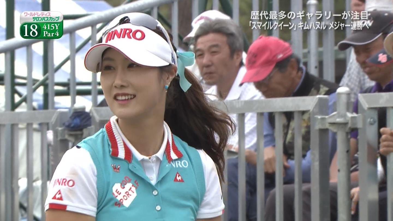 女子ゴルフ96