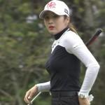 イ・ボミさんと有村智恵さんのおっぱいが素晴らしい女子ゴルフほけんの窓口レディス最終日www