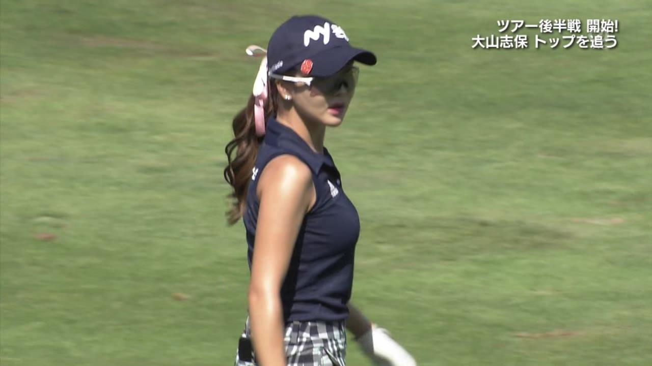 女子ゴルフ・アンシネ10