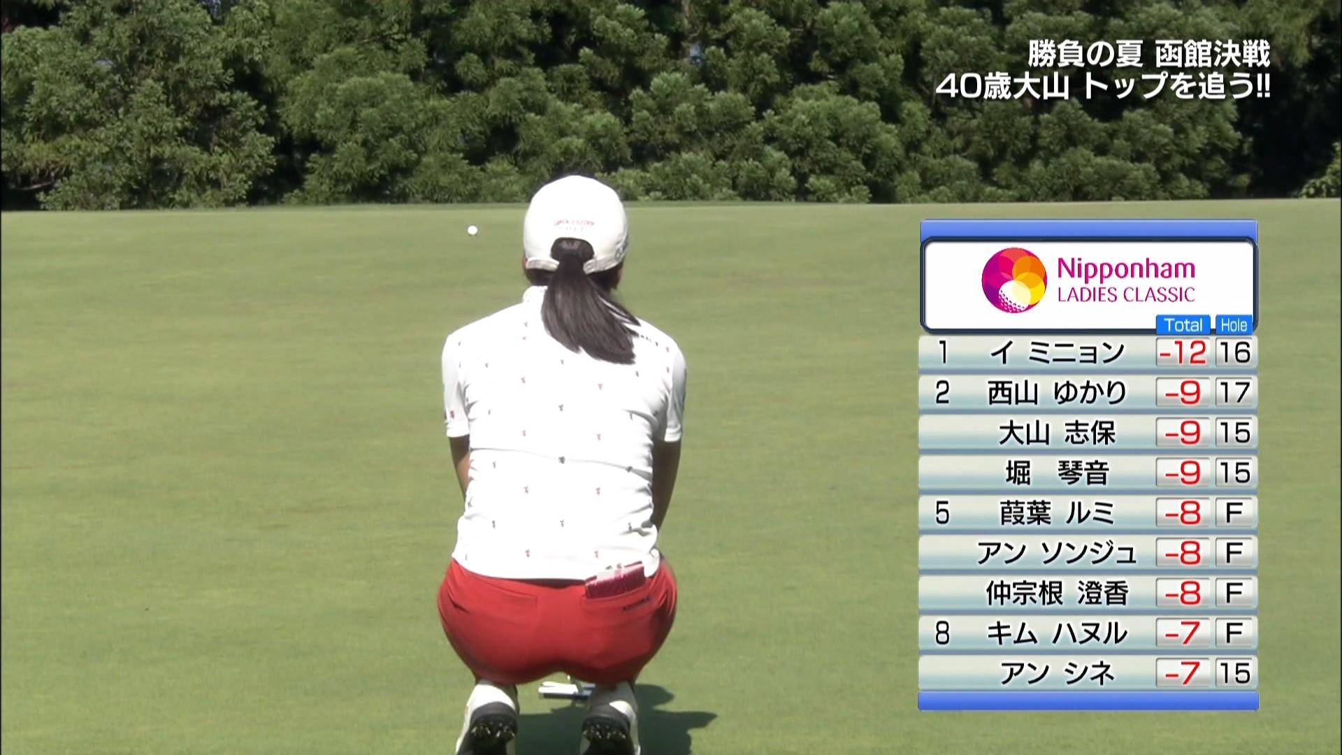 女子ゴルフ・アンシネ4