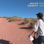 森川侑美さんのお尻wプリップリでパッツパツw四つん這いも見せた旅サラダエロ目線キャプ画像