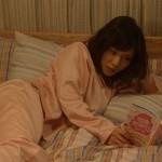 松岡茉優さんのパジャマお尻wフィットしてないのにしっかりお尻な「ウチの夫は仕事ができない」エロ目線キャプ画像
