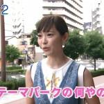 関西夏の名物w田中良子さんの汗だく怖がりすぎお化け屋敷レポートwなんで短い喘ぎ声みたいなのが出るんだw
