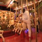 ミステリーハンター・尾花貴絵さんのお尻がモチンモチンしてて柔らかそうな世界ふしぎ発見!エロ目線キャプ画像