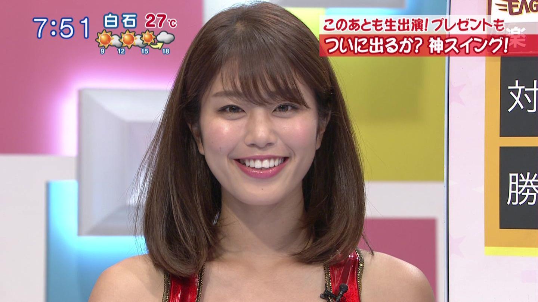 稲村亜美さんの恵体7