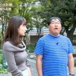 【乳揺れGIF有】挨拶でぷるるんw佐藤美希さんのデカい胸が猛アピールしていた蹴旅~サカたび~エロキャプ画像