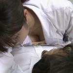 【画像】中村静香さんのおっぱい圧殺www受けとめた本村弁護士が羨ましいwww