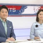 【画像】サタデースポーツ・杉浦友紀さんのおっぱいが( 三 )w
