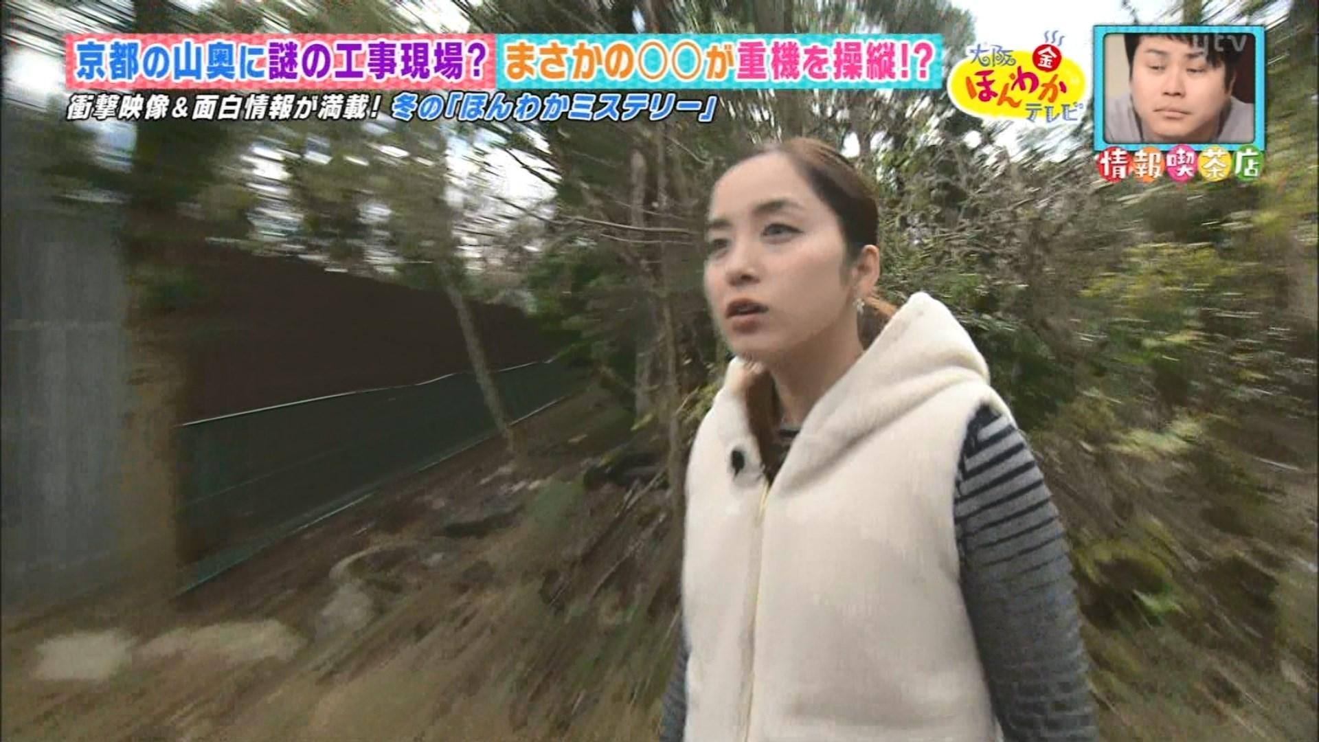 大阪ほんわかテレビ・武田訓佳さんのお尻キャプ画像4