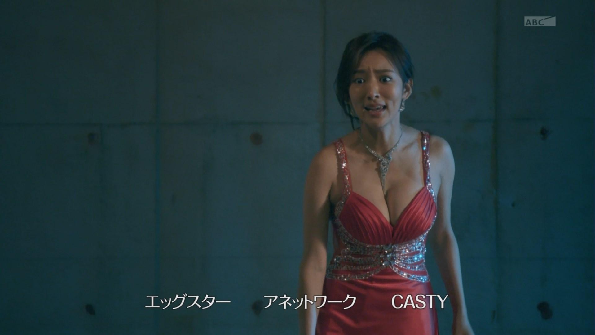 ハケンのキャバ嬢・彩華 夏菜さんのおっぱいキャプ画像43
