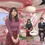 【画像】笹崎里菜さんのおっぱいがエッチに膨らむOha!4 NEWS LIVEwコレは良い日本テレビの腫れ物w