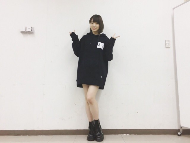 NMB48・太田夢莉さんのロングヘアーが話題の画像-007