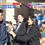 【動画・画像】サバンナ高橋さん、小島瑠璃子さん、ヒルナンデスの生中継で不審者に絡まれる放送事故。追ってくるのが怖い。