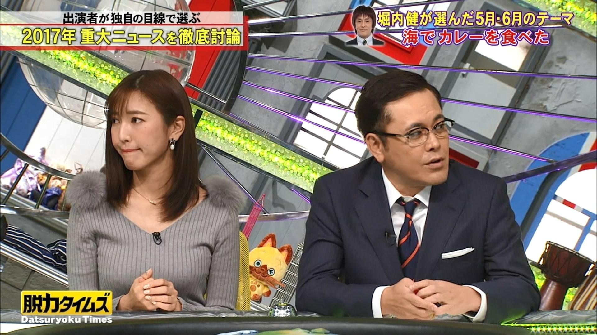 小澤陽子さんのおっぱいがエッチな全力!脱力タイムズ画像-17