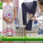 近藤英恵さんの胸チラおっぱいがエロエロなショップチャンネルキャプ画像
