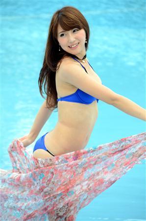 森咲智美さんのセクシー画像
