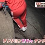 朝日放送・塚本麻里衣さんのジャージお尻wプリプリやwww