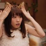 【動画有】吉岡里帆さんのキャミソールごまかしキスがめっちゃ可愛い(´ε` )