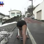 【画像】RaMuさんのお尻と網タイツ太ももがエッチなクラウチングスタートw【全力坂を一緒に走りたい】