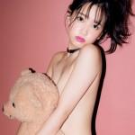 【画像】AKB48・加藤玲奈さんのノーブラおっぱい…クマの役やってみたい ω ω ω