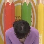 【画像】火曜サプライズでホラー系放送事故→岩本乃蒼さんのおっぱいの谷間謝罪で華麗に回避w