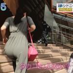 【画像】八田亜矢子さんのぷりんぷりんなお尻とチラつくおっぱいがエッチなおはようコールABC ω ω ω