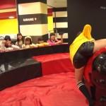 【画像】モーニング娘。'18・牧野真莉愛さん、ショートパンツお尻をカメラに見せつけるω ω ω