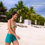 【画像】旅サラダガールズ・広瀬未花さんのエッチな水着姿がめちゃめちゃすこれる ω ω ω