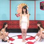 【画像】こち亀検証・麗子さんのラップ巻きを再現した鈴木ふみ奈さんの水曜日のダウンタウン ω ω ω