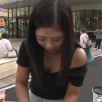 【画像】噂の東京マガジン・やって!TRY、サザエのつぼ焼きで現役女子大生のおっぱい ω ω ω