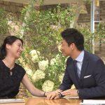 【画像】報道ステーション生放送中に小川彩佳さんと富川悠太さんがイチャイチャしていると話題に💕💕💕