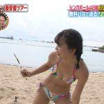 【画像】有吉ゼミ・シンガポールでみせた藤田ニコルさんの水着姿がエッチだと話題に???