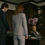 【画像】ドラマ「刑事7人」倉科カナさん、パンツスーツのキュッとしたお尻がエッチ!😍😍😍