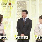 【画像】日テレ・水卜麻美さん、スッキリでの着衣おっぱいがめちゃめちゃパンパンでデカい😳😳😳
