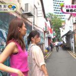 【画像】ノンストップ!宮澤智さん、シンガポールで胸の膨らみの始まりを妄想させる無防備なワキがエッチ!😳😳😳