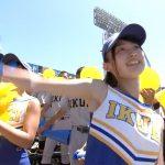 【画像・GIF】夏の高校野球・宮城代表仙台育英のチアガールがエチエチだと話題に😍😍😍