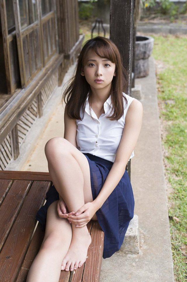 華村あすかさんのセクシー画像