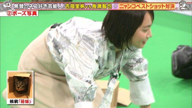 吉岡里帆さんのTOKIOカケルテレビキャプチャー画像-046