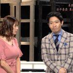 【画像】BS-NHK・英雄たちの選択出演、杉浦友紀さんのおっぱいがめちゃめちゃデカ∃???