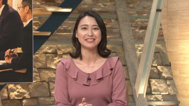 小川彩佳さんの9月24日報道ステーション画像-128