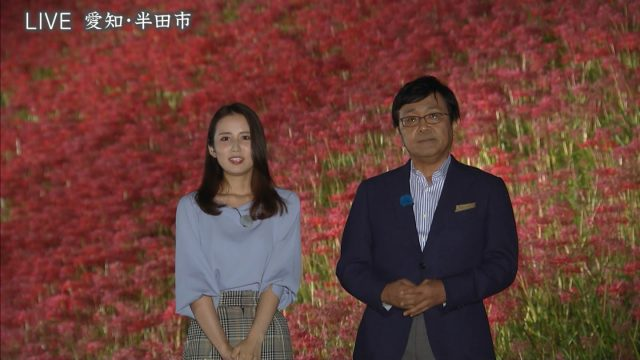 小川彩佳さんの9月24日報道ステーション画像-365