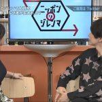 【画像・GIF有】NHK「ニッポンのジレンマ」で赤木野々花さんのおっぱいがデカすぎると話題に😍😍😍