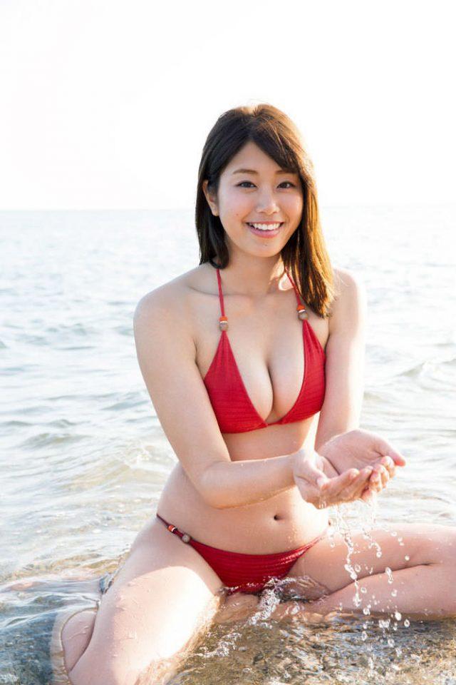 稲村亜美さんの恵体がエッチな画像-101