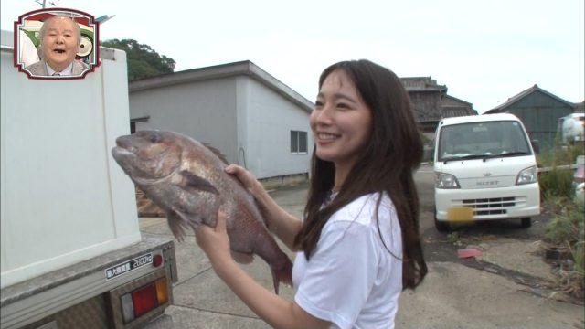 笑ってコラえて!10月3時間SP・吉岡里帆さんのテレビキャプチャー画像-078