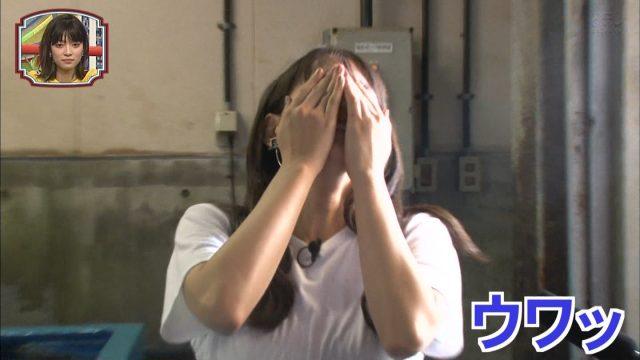 笑ってコラえて!10月3時間SP・吉岡里帆さんのテレビキャプチャー画像-102