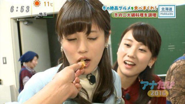 宇垣美里さん胸チラおっぱいなど女性アナウンサーのエッチな画像-365