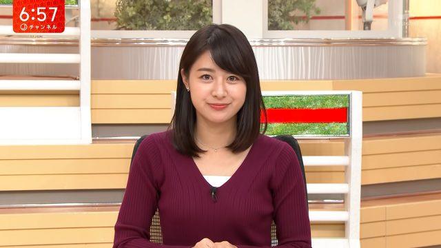 宇垣美里さん胸チラおっぱいなど女性アナウンサーのエッチな画像-482