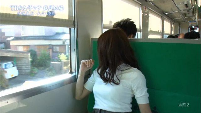 TBS女子アナ 鉄道旅・宇垣美里さんの画像-060