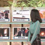 【画像】テレビ朝日・報道ステーション、森川夕貴さんのおっぱいがなんか最近すごいらしい😂😂😂